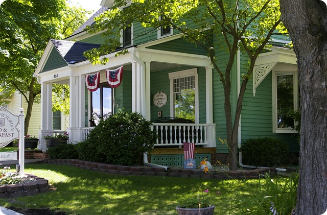 Middlebury, Indiana:The Country Victorian Inn