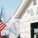 Lake Cicotte, Indiana Post Office