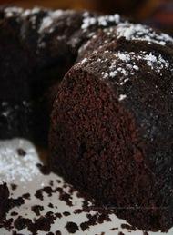 Milk Chocolate Bundt Cake Recipe