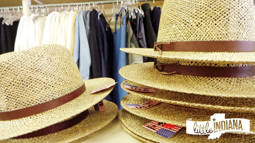 Amish Hats and Clothing for Sale