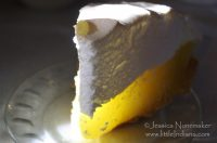 Good Table Family Restaurant in Kentland, Indiana: Lemon Meringue Pie