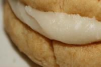 Caramel Cream Sandwich Cookies Recipe