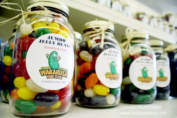 Wakarusa Dime Store in Wakarusa, Indiana