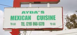 Ayda's Authentic Mexican Restaurant in Rensselaer, Indiana
