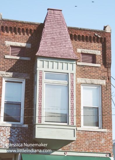 Wolcott, Indiana Architecture