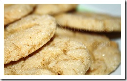 Lemon Ginger Cookies Recipe