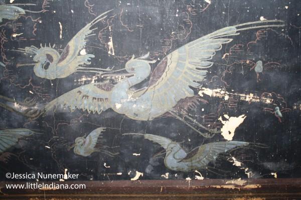 Delphi Opera House in Delphi, Indiana: Original Wallpaper