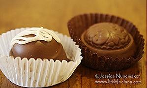 Five Loaves Bakery Homemade Chocolate: Chocolate Cream and Coconut