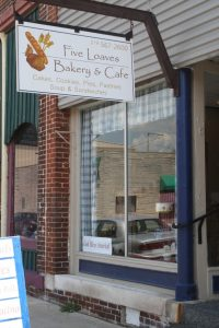 Five Loaves Bakery & Cafe in Francesville, Indiana