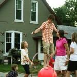 Neighborhood Block Party and Circus