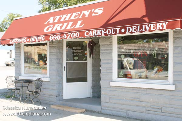 Athens Grill in Lowell, Indiana