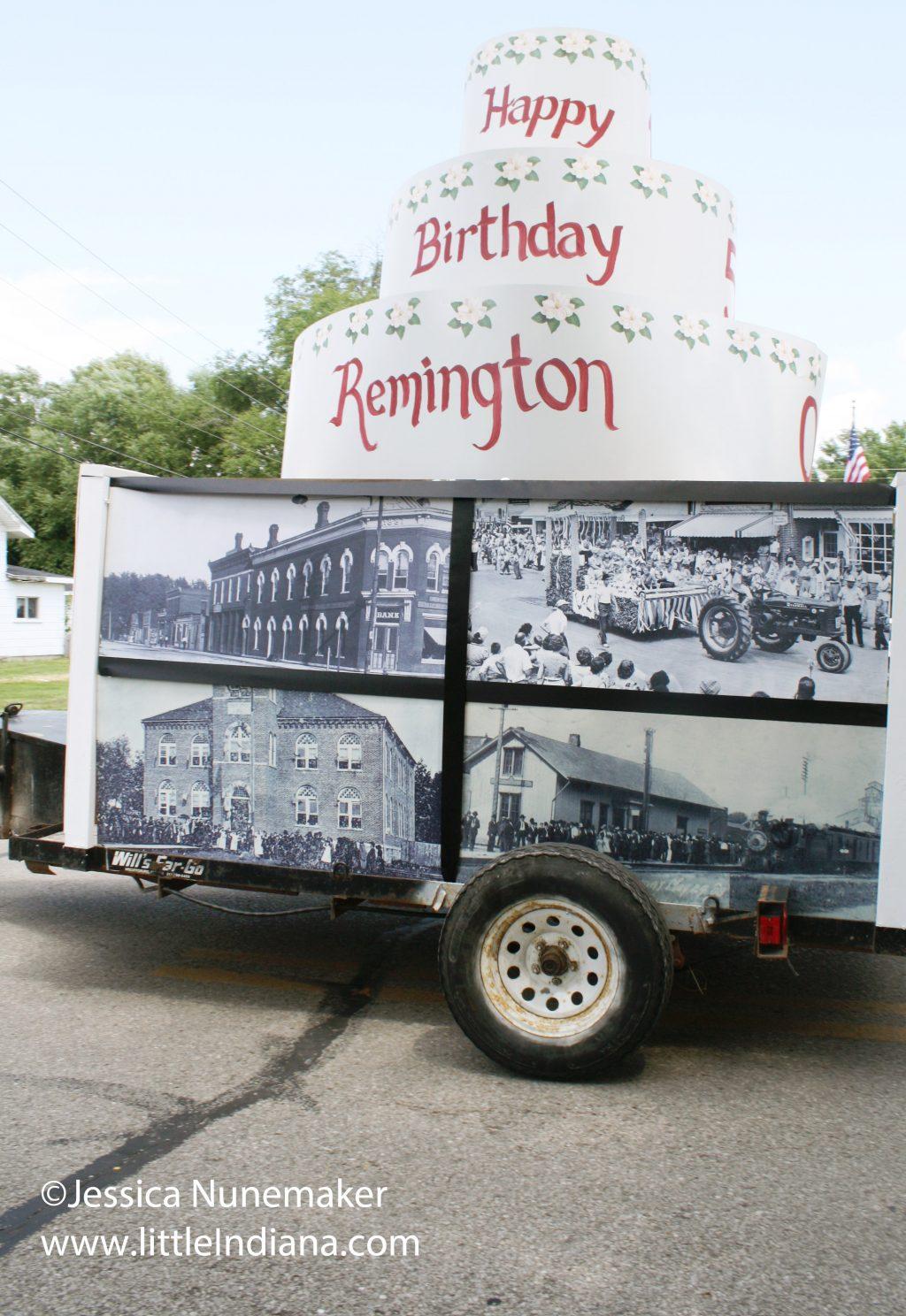 Remington, Indiana Sesquicentennial Celebration
