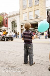 Little Cousin Jasper Festival in Rensselaer, Indiana