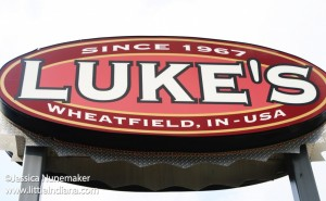Luke's Kitchen in Wheatfield, Indiana