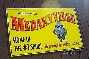 Medaryville, Indiana Home of the Potato Festival
