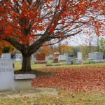 Ball Hill Cemetery in Cutler, Indiana