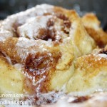 No Yeast Cinnamon Rolls Recipe