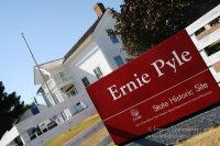 Dana, Indiana was home to Ernie Taylor Pyle