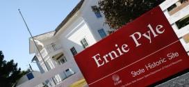 Dana, Indiana was home to Ernie Taylor Pyle