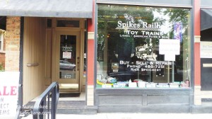 Spike's Railhead in Lowell, Indiana