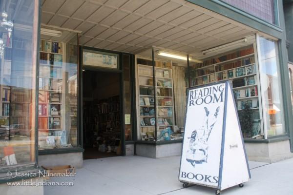 Wabash, Indiana: Reading Room Books