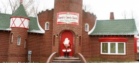 Santas Candy Castle in Santa Claus, Indiana