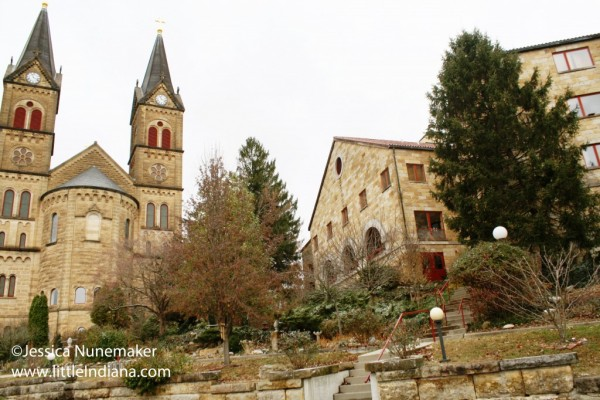 St Meinrad Indiana Map.History And Images Of St Meinrad Archabbey School Of Theology And