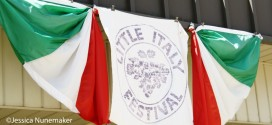 Little Italy Festival in Clinton, Indiana