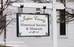Jasper County Historical Society Museum in Rensselaer, Indiana