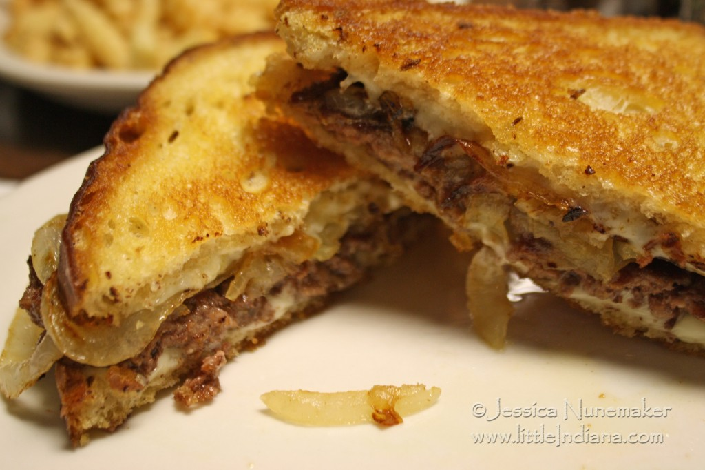 ... Restaurant in Roann, Indiana: Perfect Patty Melt – littleindiana.com