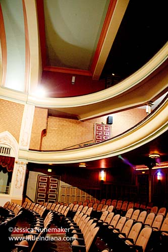 Eagles Theater in Wabash, Indiana