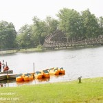 Lake Rudolph Campground and RV Resort in Santa Claus, Indiana