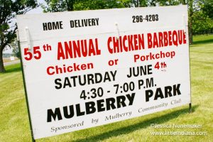 MulberryFest in Mulberry, Indiana