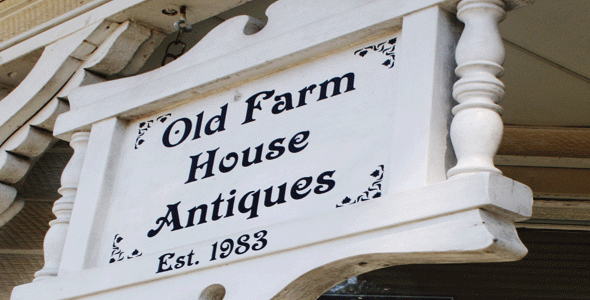 Old Farm House Antiques In Hebron Indiana A Houseful Of