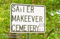 Sayler Makeever Cemetery in Rensselaer, Indiana