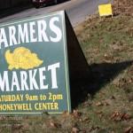Farmers' Market in Wabash, Indiana