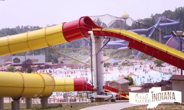 Holiday World Splashing Safari in Santa Claus, Indiana