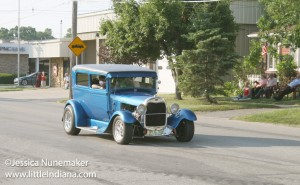 Rensselaer Cruise Night in Rensselaer, Indiana