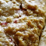 Strawberry Rhubarb Pie with Crumb Topping Recipe