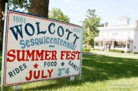 Wolcott Sesquicentennial and SummerFest in Wolcott, Indiana