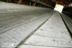 Lancaster Bridge in Owasco, Indiana