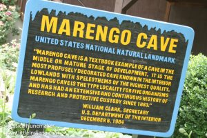 Marengo Cave in Marengo, Indiana