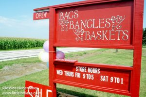 Bags, Bangles, and Baskets in Rensselaer, Indiana