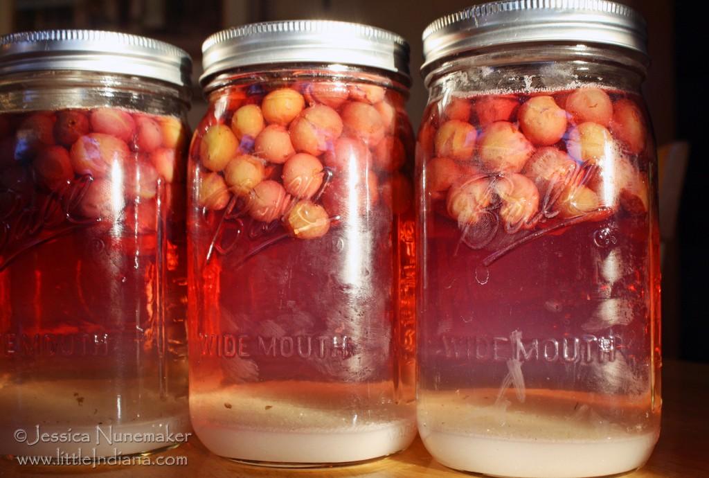 Canning Grape Juice