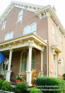 Kintner House Inn Bed and Breakfast in Corydon, Indiana