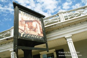 Nappanee Welcome Center in Nappanee, Indiana