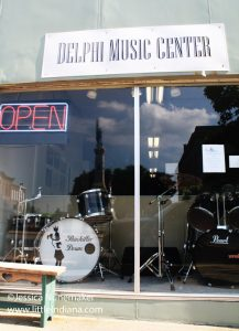 Delphi Music Center in Delphi, Indiana