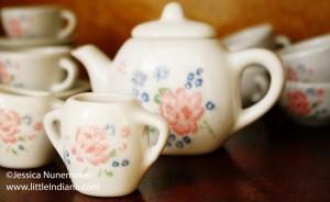 Beyond My Garden Gate Tea Room in Delphi, Indiana