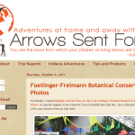 Indiana Blogs: Arrows Sent Forth