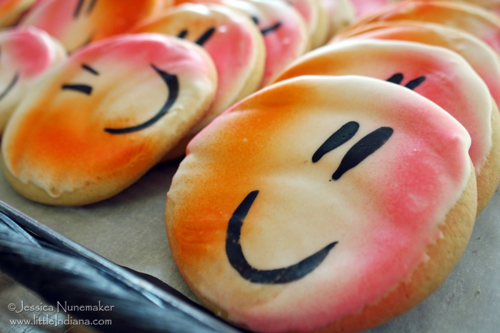 Clauss Bakery and Cafe in Rensselaer, Indiana Cookies